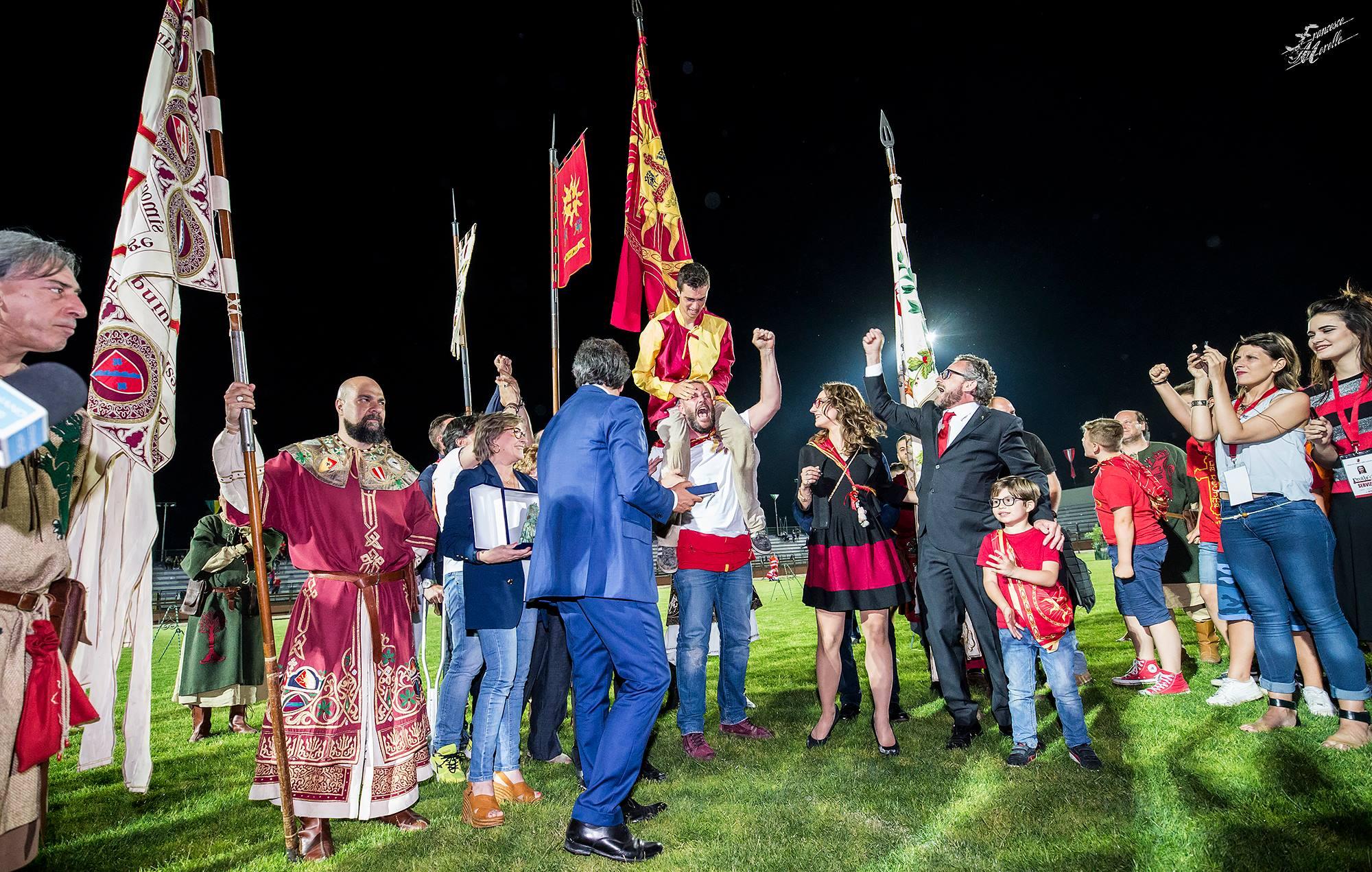 Legnarello vince la Provaccia 2017